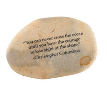 Inspirational River Stones