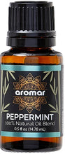 AROMAR 100% PURE AND NATURAL ESSENTIAL OIL BLEND