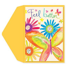 Get Well Card: Butterfly
