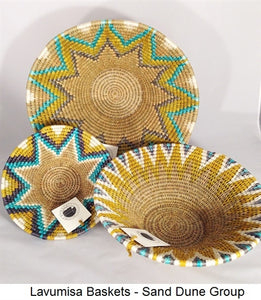 Grass Lavumisa Baskets