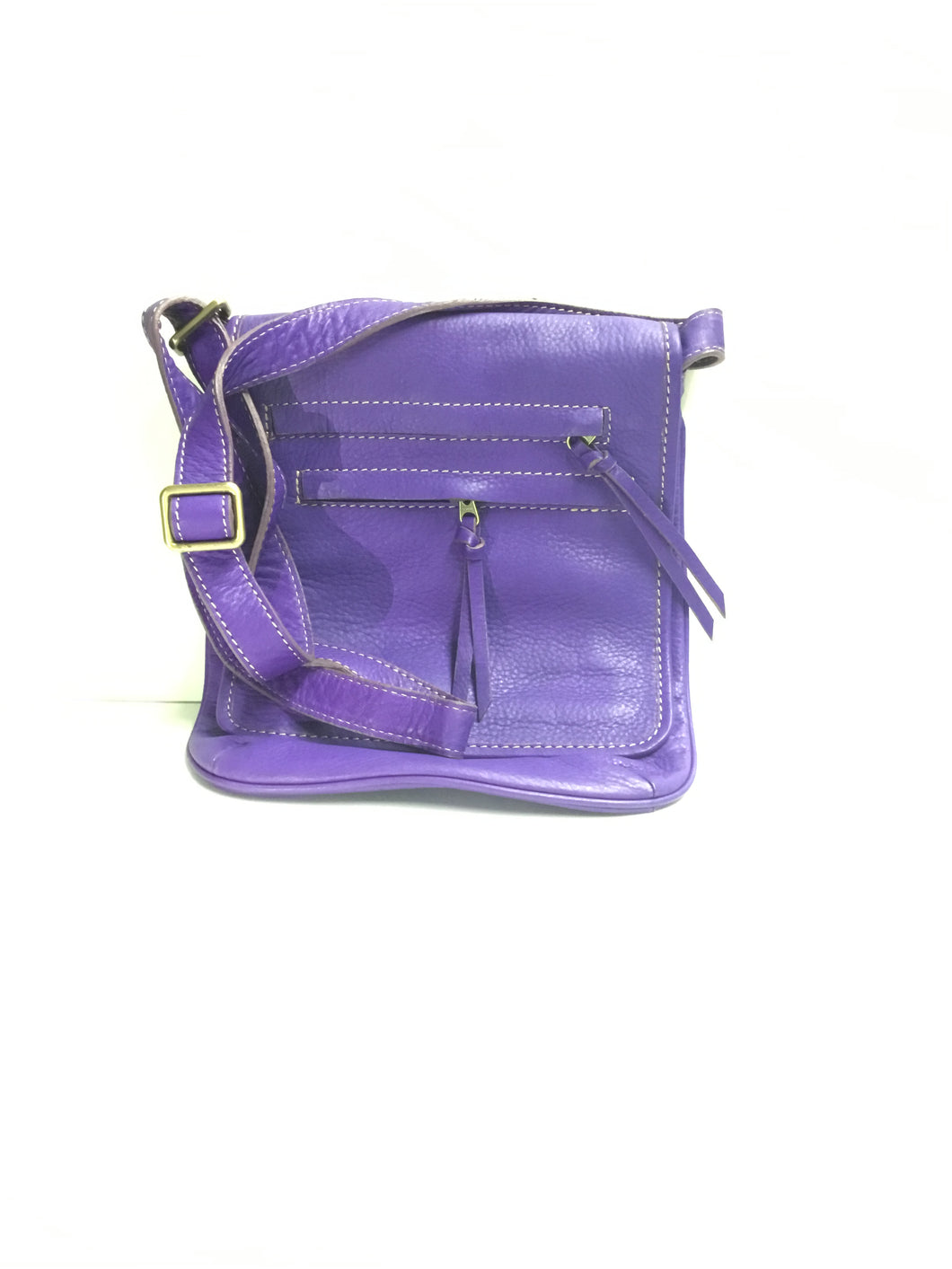 Colorful Leather Bag