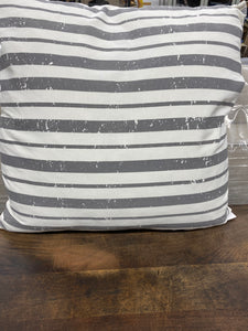 Classic Striped Pillows