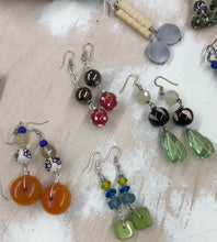 Taji's Earrings Multi