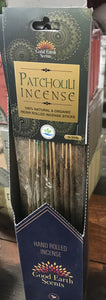 Hand Rolled Incense Sticks (10)