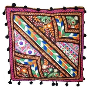 Kutch Embroidery Cushion Cover