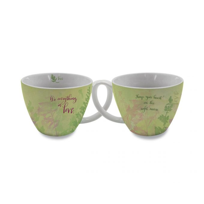 Soup Mug 24 oz - Do Everything in Love