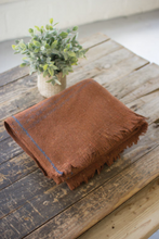 Wool Blanket (Rust)