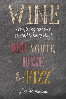 Wine -Everything you ever wanted to know about red, white, rosé & fizz