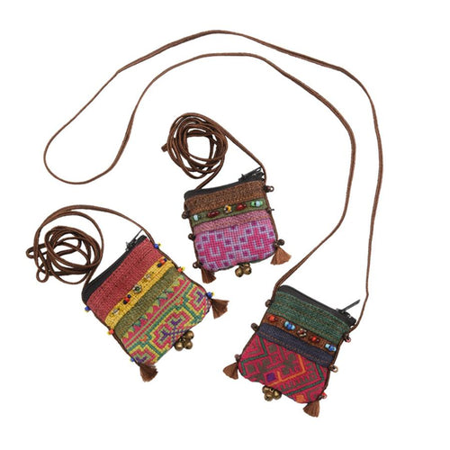 Hmong Tribal Necklace