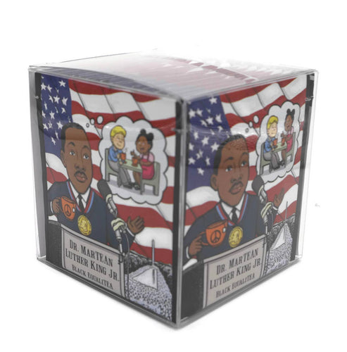 The TeaBook - MarTEAn Luther King Jr. (MLK) - Organic English Breakfast