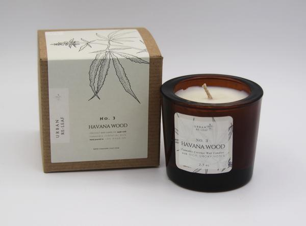 Havana Coconut Wax Candle