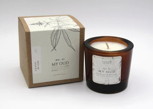 My Oud Coconut Wax Candle
