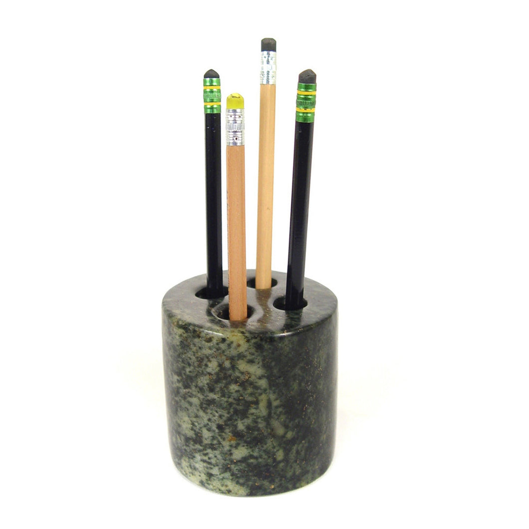 Shona Stone Pencil Holder
