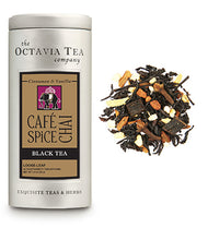 Octavia Tea Tins
