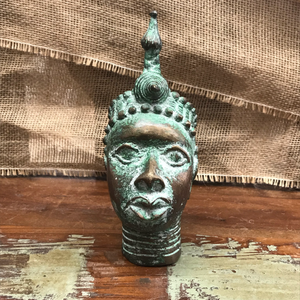 Ife Bronze/Brass Head
