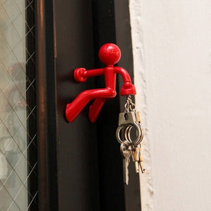 Little Man Magnet Key Holder