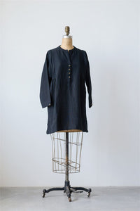 Cotton Linen Nora Tunic