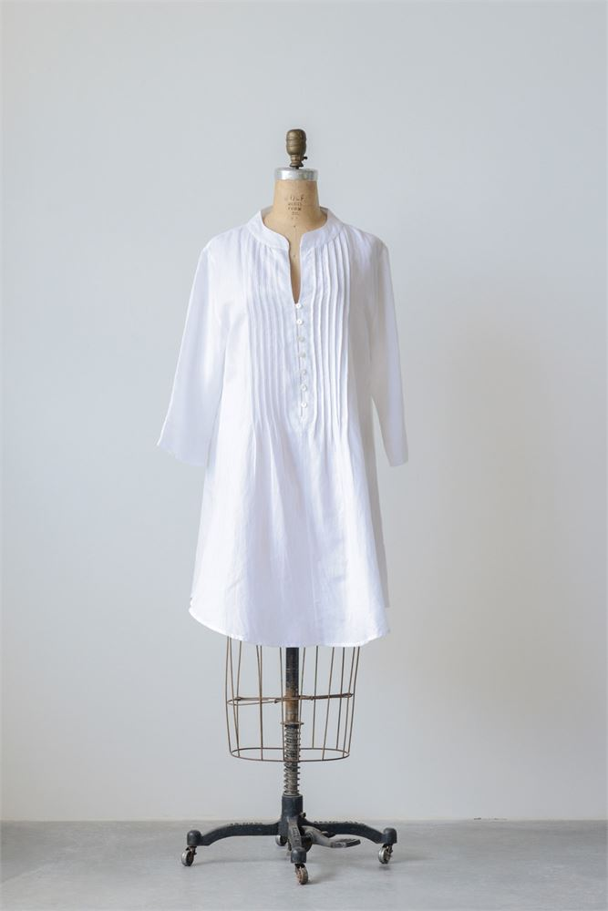 Cotton Linen Harper Tunic