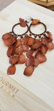 Fish Scale Earrings by Peruvian Art