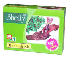 Shelly Mehandi Henna Kit