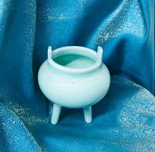Faux Celadon Essential Oil Burner