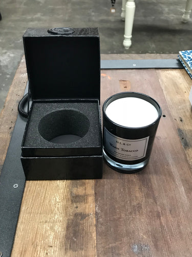 Warm Tobacco Candle