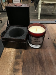 Scotch Whiskey Candle