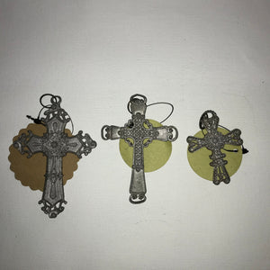 MOP Silver Cross