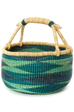 Diamond Pattern Bolga Basket