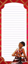 African American Magnetic Notepads