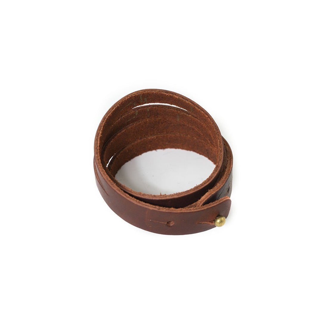 Split Leather Bracelet