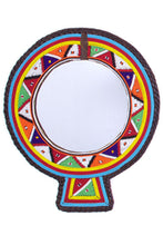 Maasai Wedding Necklace Mirror