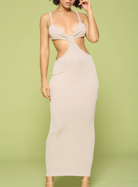 Leilani Cut Out Dress