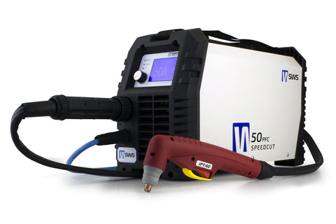 SPEEDCUT™ 50 PFC Inverter Plasma Cutter - Specialised Welding Systems