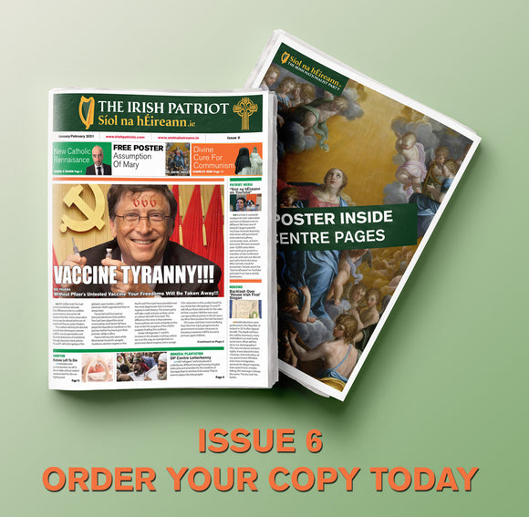 Irish Patriot Issue 6 International Order