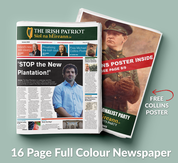 Irish Patriot Issue 1 International Order