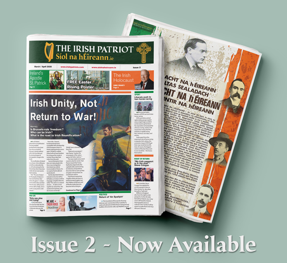 Irish Patriot Issue 2 International Order