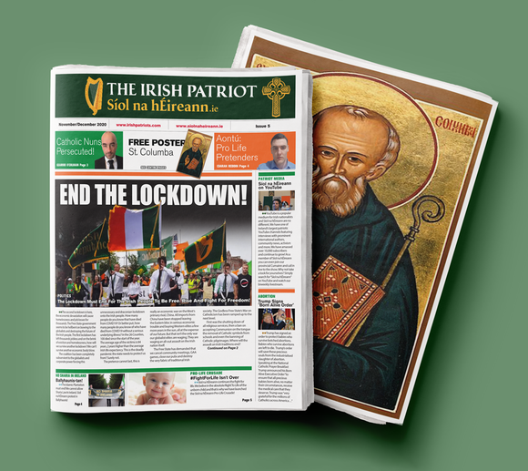 Irish Patriot Issue 5 International Order