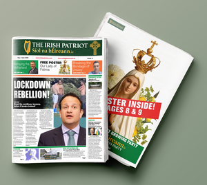 Irish Patriot Issue 3 International Order