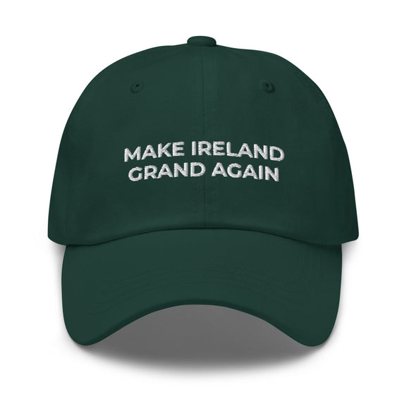 MIGA Cap- Make Ireland Grand Again!