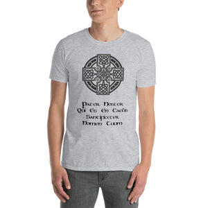 Celtic Cross Short-Sleeve Unisex T-Shirt