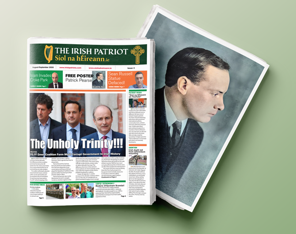Irish Patriot Issue 4 International Order
