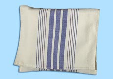 Tallit Bag:  Classic Blue Stripes