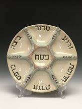 Load image into Gallery viewer, Seder Plate in Hebrew and English