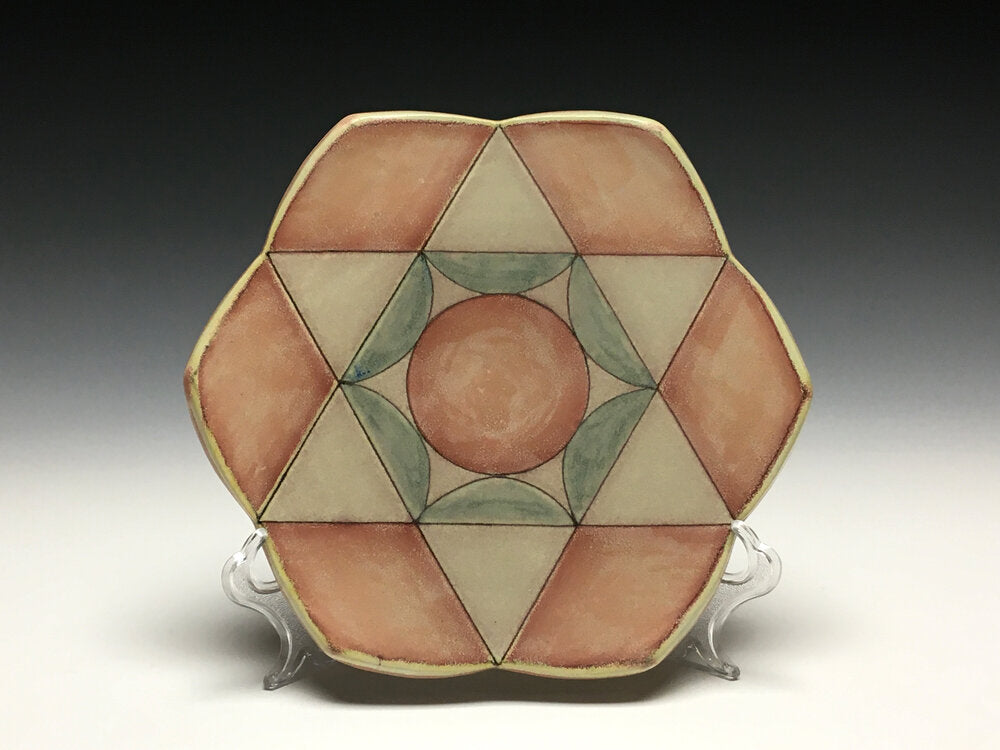 Trivet in Geometric Design