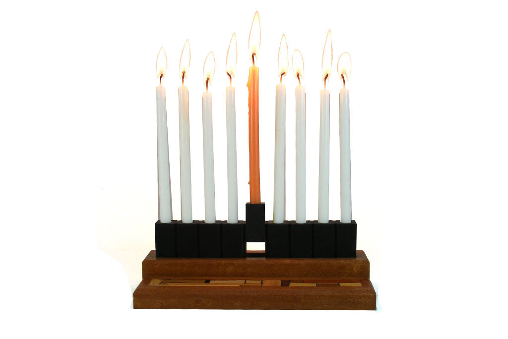 Travel Chanukah Menorah