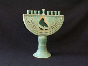 Menorah, Dove