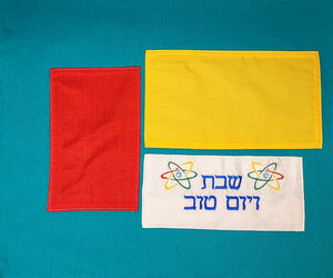 Fun and Thematic Challah Covers