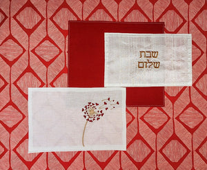 Celebrate LOVE! Challah Covers