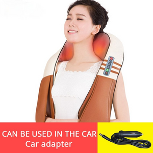 electric vibrating neck massager